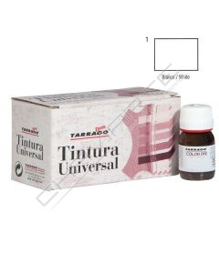 Tinta universal Tarrago Color-Dye 25ML branco - 01