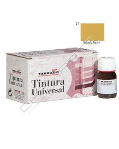 Tinta universal Tarrago Color-Dye 25ML natural - 51