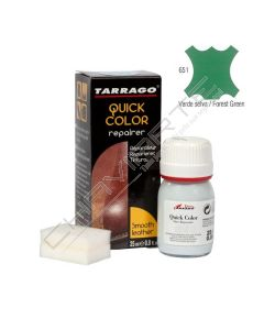 Tinta reparadora Tarrago Quick-Color 25ML verde selva - 651