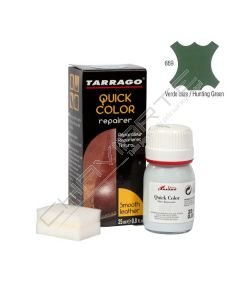 Tinta reparadora Tarrago Quick-Color 25ML verde caça - 669