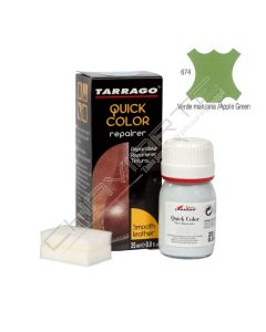 Tinta reparadora Tarrago Quick-Color 25ML verde maça - 674