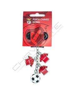 Porta-Chave Metal Clube Benfica 003