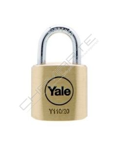 Aloquete Yale 20MM Pack 2 Unidades