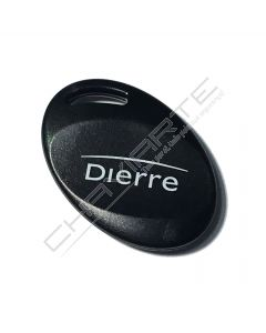Chave especial Dierre original Key Control (chave transponder)