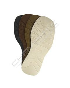 Solas inteiras Vibram Afrodite Art.4855 do Tam. 39 ao 42