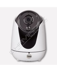 Yale Home View IP Pan-Tilt-Zoom Câmara (branca)