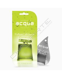 Acqua Car Air Freshener - Aroma Silver Honour