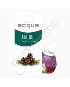 Acqua Car Air Freshener - Natural Fruta Pinho
