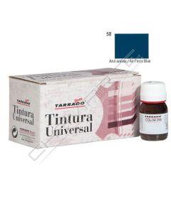 Tinta universal Tarrago Color-Dye 25ML azul hospedeira - 58