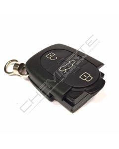 Comando Audi de Três botões Redondo 8ZO A2/A4 2001/2003