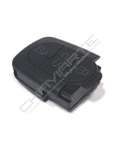Caixa de Pilha CR2032 de Três Botões Para Comando Audi