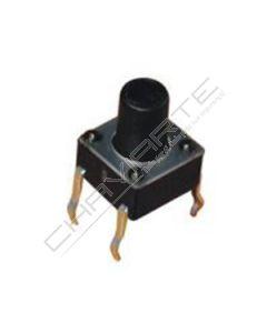 Botão baixo de quatro contactos para reparação em PCB