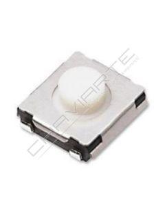Botão alto branco de quatro contactos para reparação
