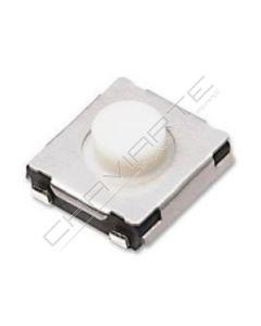 Botão branco de quatro contactos para reparação