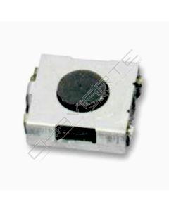 Botão negro de quatro contactos para reparação