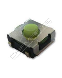 Botão verde de quatro contactos para reparação