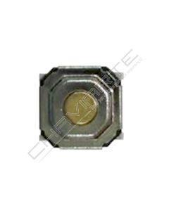 Botão fino de quatro contactos pequenos para reparação