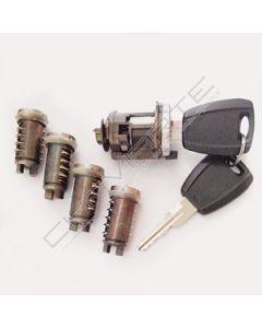 Kit Fiat - Ignição e Canhões de Portas GT15R