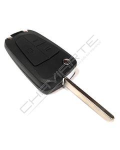 Caixa de Conversão Para Comando Opel Flip 3 Botões