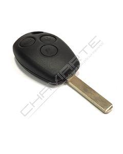 Comando para Renault Clio, Kangoo, Master, Twingo - Compatível Pcf7947