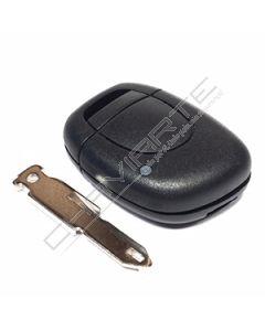 Caixa de Um Botão Sem Pilha Para Comando Renault Clio II