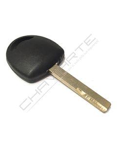 Chave para Opel Lâmina HU43