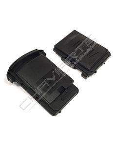 Caixa de Dois Botões Para Comando Opel Corsa