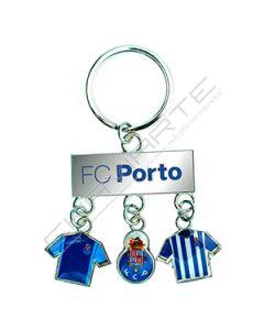 Porta-Chave Metal Clube Porto 005