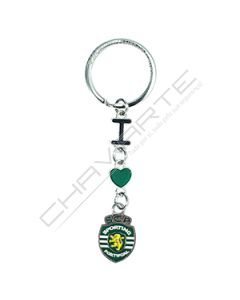 Porta-Chaves Metal Clube Sporting 001