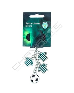 Porta-Chaves Metal Clube Sporting