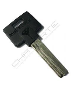 Chave especial Mul-T-Lock original Classsic (pedido à fábrica por cartão)