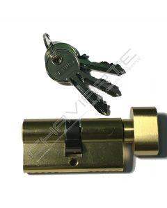 Cilindro Abus de Botão KE5 MM Z30/K30