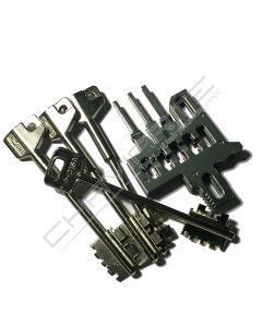 Segredo Cisa de Gorges 07590-40 Direito com chave de serviço