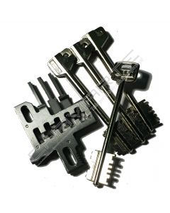 Segredo Cisa de Gorges 07590-41 Esquerdo com chave de serviço