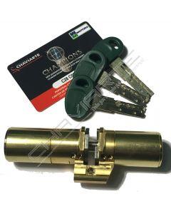 Cilindro Mottura/Chaviarte Champions T C28 5062 OT P/ Fichet Vertipoint TP8DEG577B