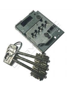 Segredo Securemme Tipo velho de chave palhetão 90SX 63S Esquerdo
