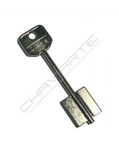 Chave paletão Dierre original L=92mm ( idem.5AT1)