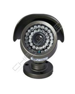 CCTV Yale Câmara 650TVL - Preta