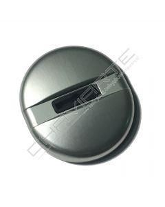Espelho Dierre Giugiaro chave paletão exterior, prata, ZME000001