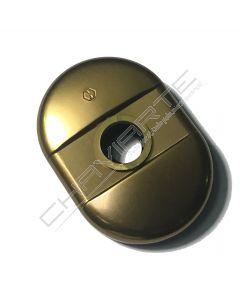 Espelho Dierre Giugiaro para puxador bola, bronze, ZMP000010