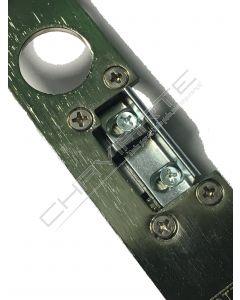 Trinco eléctrico Mottura para fechadura de embutir 85371/37, 3 pernos direita, 94077D037N