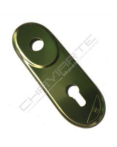 Espelho comprido Mottura para cilindro 95172OTC, latão