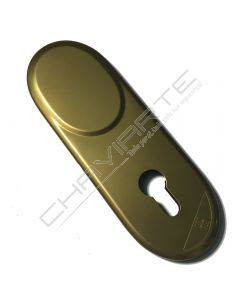 Espelho comprido Mottura para cilindro 95173BRC, bronze
