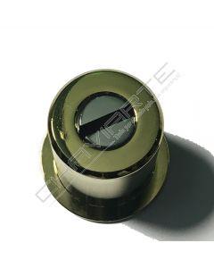 Espelho Mottura 98F410000T para Fichet, dourado