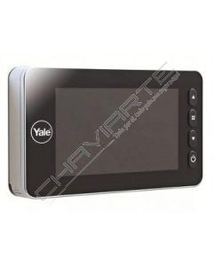 Visor Yale Electrónico com Gravação Automático