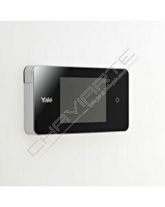 Visor Yale Electrónico standard (prata) serie 500