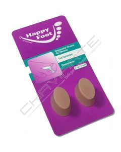 Separador de dedos Happy Foot em silicone Ref. 218