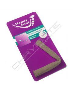 Protector de dedos em tubo Happy Foot em silicine Ref:245