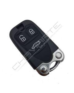 Caixa P/ Alfa Keyless  de Três Botões Para Comando Alfa Romeo