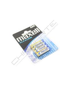 Pilhas Maxell LR03-B4, AAA